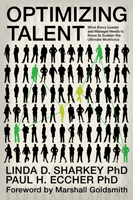 Optimizing Talent book cover